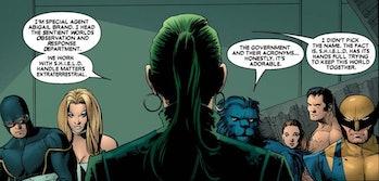 sword marvel comics daisy agents of shield