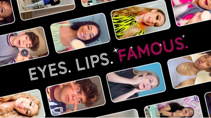 e.l.f's #eyeslipsfamous campaign wants to make you a TikTok influencer
