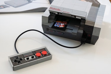 Plugged in and ready for Nintendo Power.