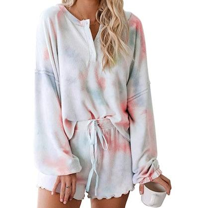 Astylish Pajama Set