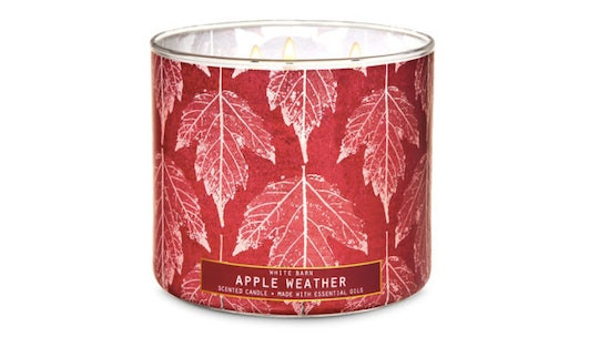 all 3-wick candles at bath and body works are on sale right now