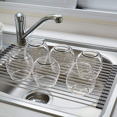 Ahyuan Over-the-Sink Dish Rack