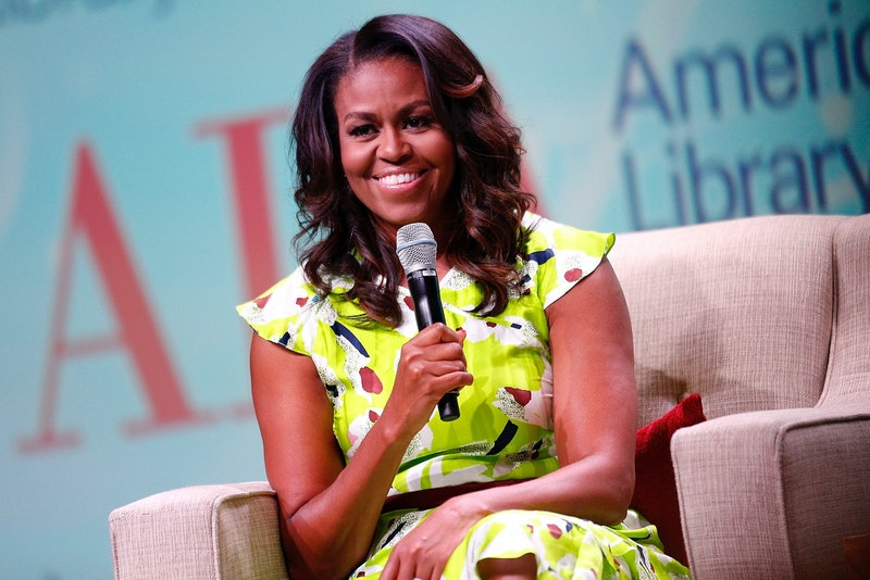 Michelle Obama opened up about experiencing menopause and menstrual cramps on a new episode of her podcast.