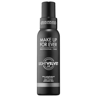 Light Velvet Air Shine-Control Refreshing Spray
