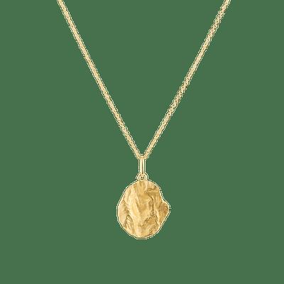 Organic Metal Necklace