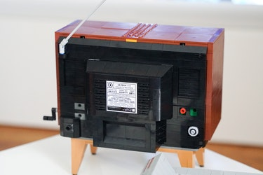 Did anyone ever look at the back of their CRTs?