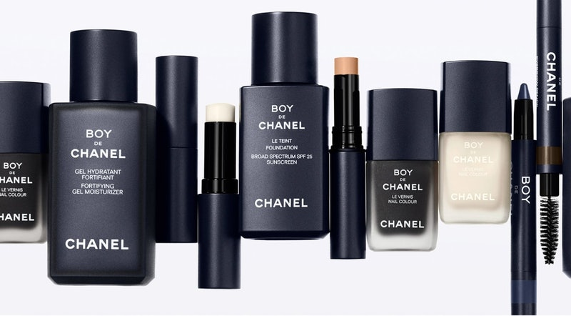 Makeup and skincare from Chanel's Boy de Chanel 2020 Collection.