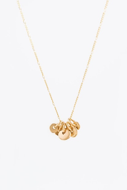 Gold Coco Necklace