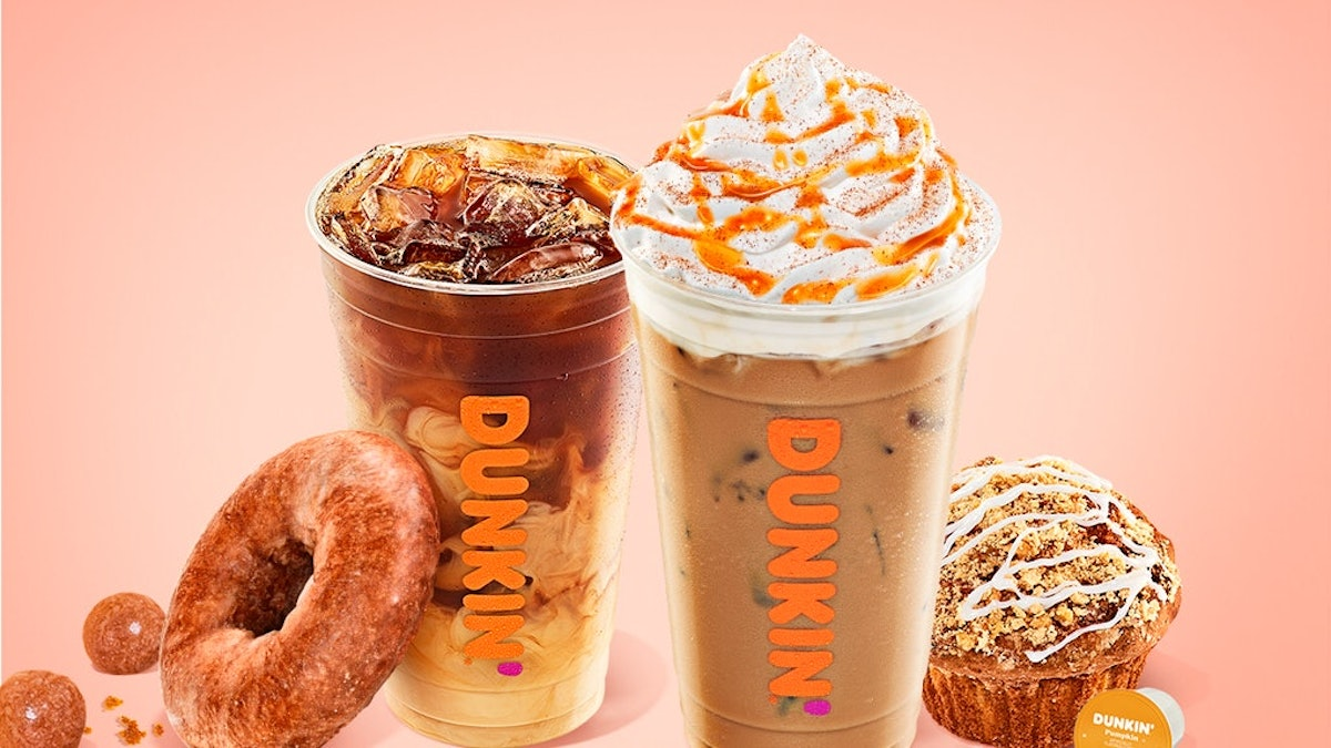 Here's what to know about how much caffeine is in Dunkin's Signature Pumpkin Spice Latte.