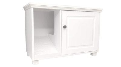 Roomfitters Cat Washroom Storage Bench