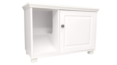 Roomfitters Cat Washroom Storage Bench