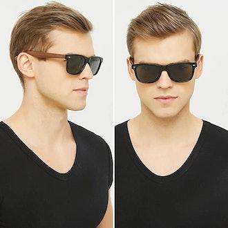ANDWOOD Bamboo Sunglasses