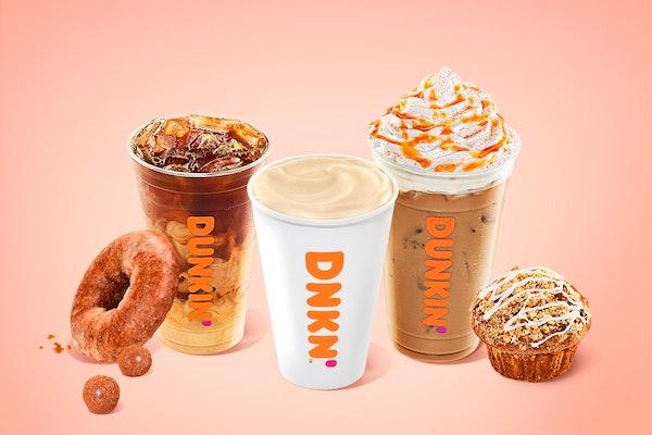 Here's how much caffeine is in Dunkin's new Signature Pumpkin Spice Latte.