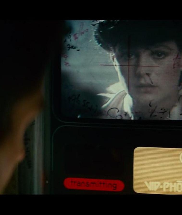 Blade Runner video call