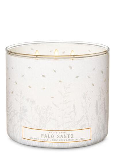 Palo Santo 3-Wick Candle