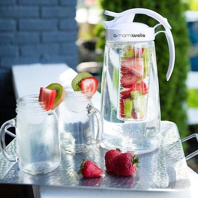 MAMI WATA Fruit & Tea Infusion Water Pitcher