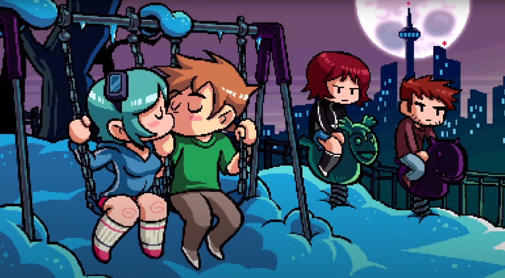 Scott Pilgrim Vs. The World: The Game Is Getting A ...