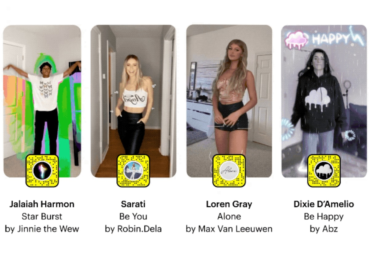 Here's how to use Snapchat's body tracking Lenses to upgrade your videos.
