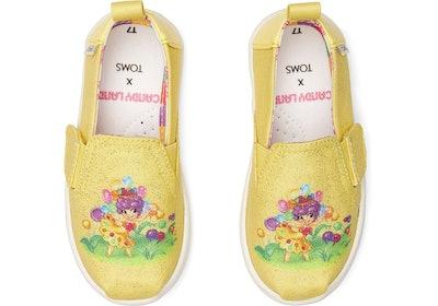 Candy Land x TOMS Princess Lolly Tiny Alpargata