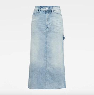 Revynn Ultra High Skirt Ripped Edge