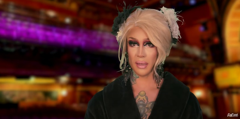 A screenshot of 'Drag Race: Vegas Revue'