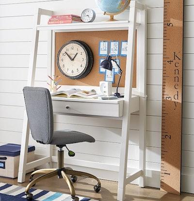 Morgan Leaning Wall Desk