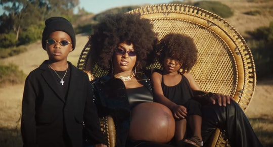 Ciara's new music video was filmed two days before she gave birth.