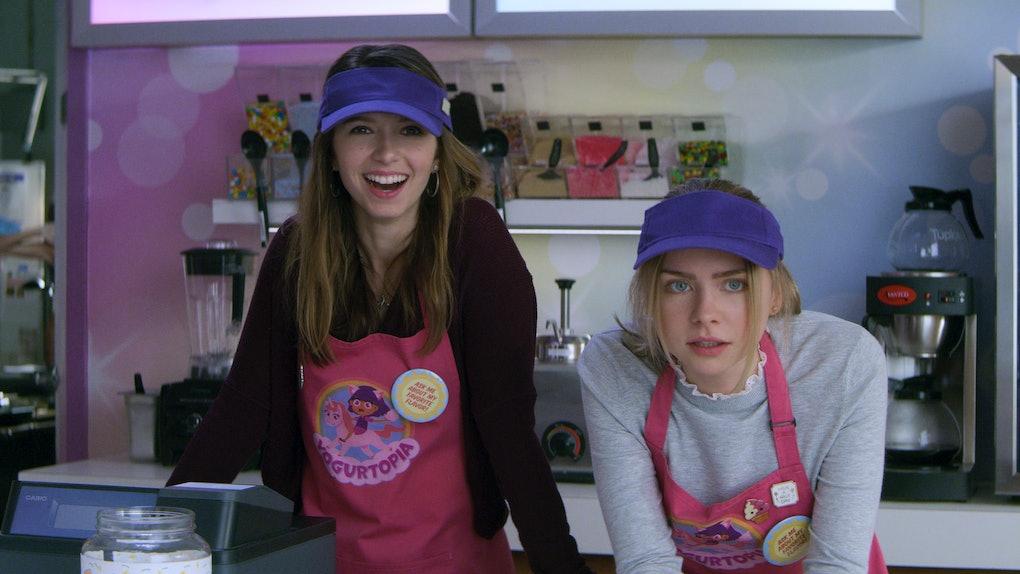 'Teenage Bounty Hunters' stars Maddie Phillips & Anjelica Bette Fellini