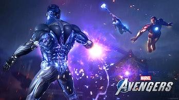 marvel's avengers game adaptoids
