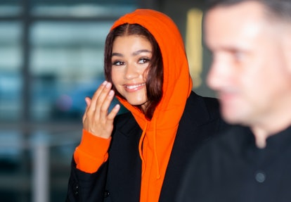 Zendaya at the Sydney Airport