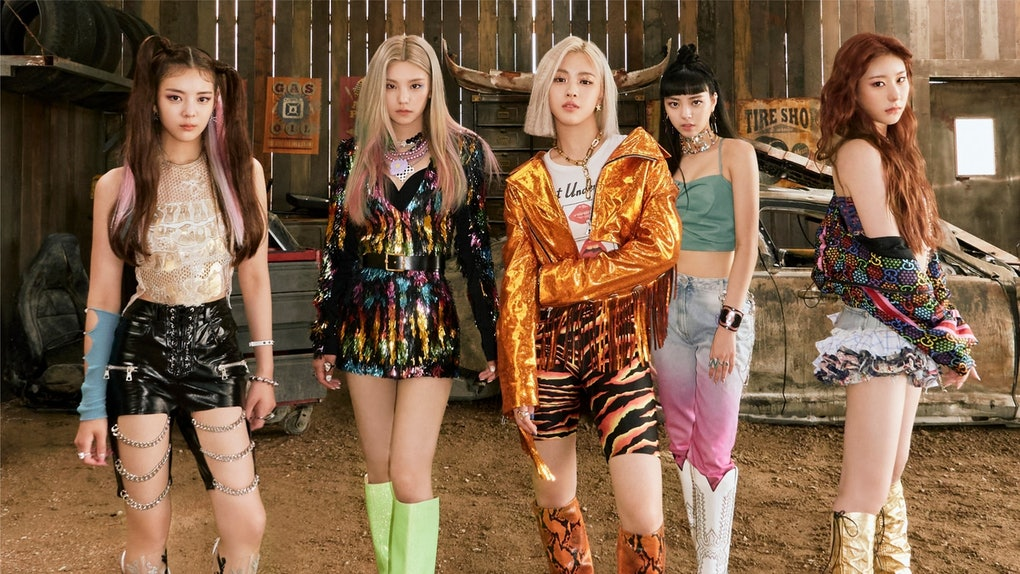 """ITZY's """"Not Shy"""" About Creating Their Own Path To Success"""