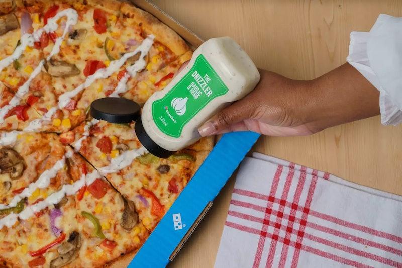 Domino's Garlic Dip Squeeze Bottles