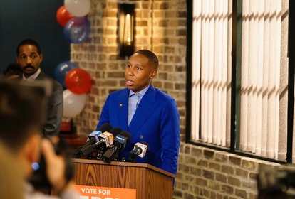 Lena Waithe as Camille Hallaway in 'The Chi' via Showtime's press site