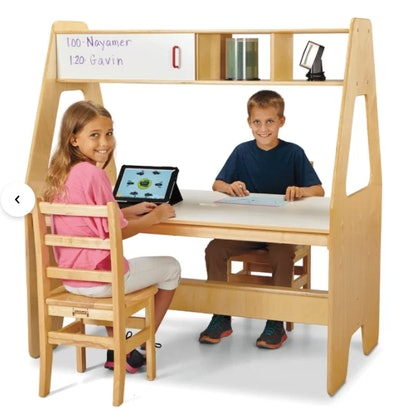 "Jonti-Craft® 49.5"" W Computer Desk"
