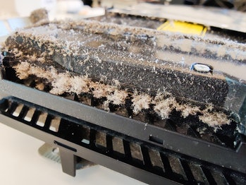 Your PS4 is probably filthy disgusting like mine.
