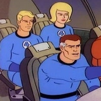 Marvel TV: Hanna-Barbera's 'Fantastic Four' is the only good adaptation
