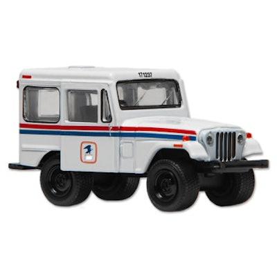 1971 USPS Jeep