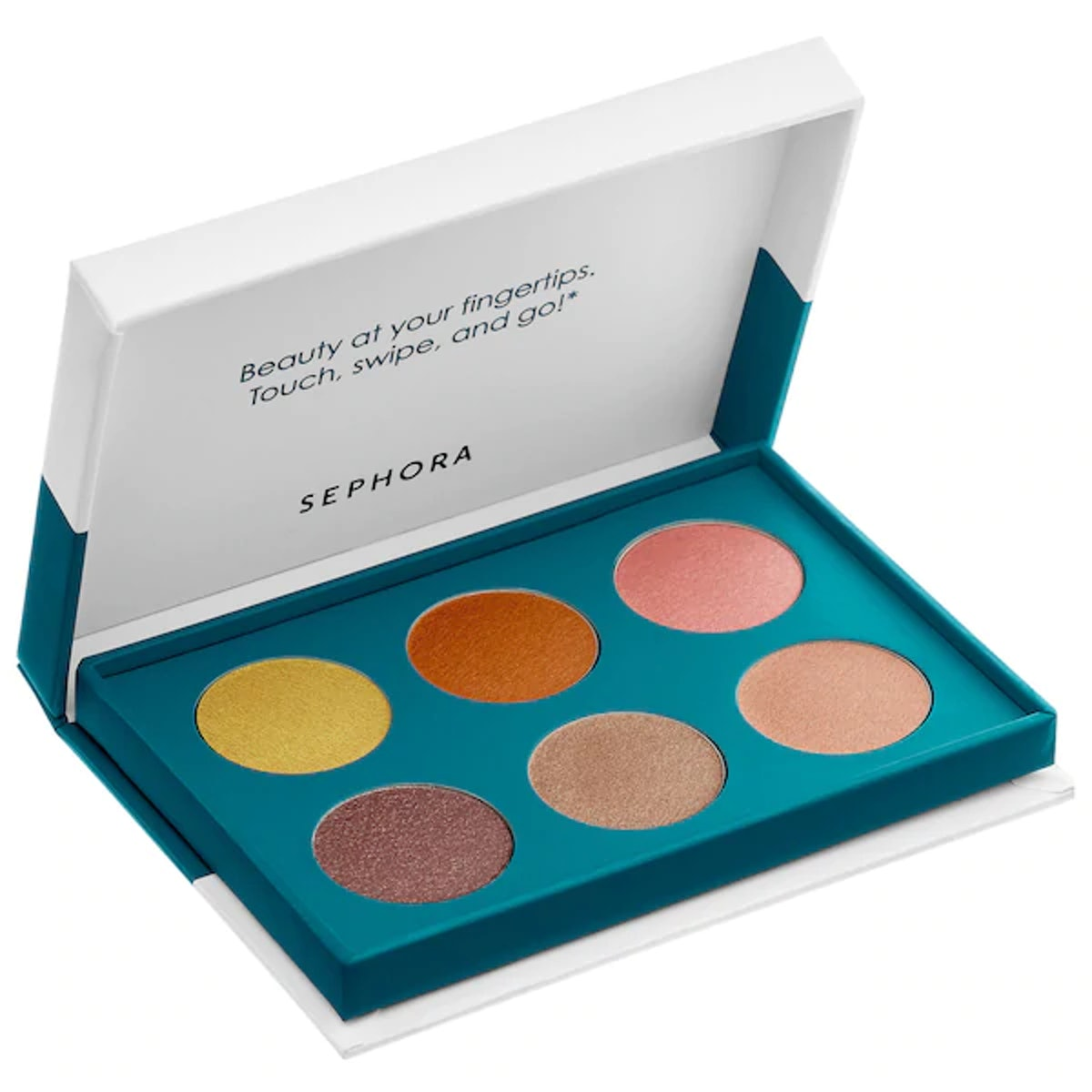 Sephora Collection Clean Bouncy Eyeshadow Palette