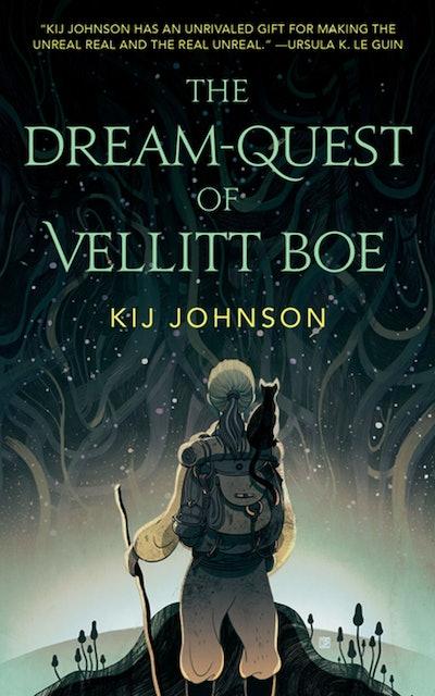 'The Dream-Quest of Vellitt Boe' by Kij Johnson