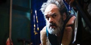 Steven Ogg as Pike in TNT's 'Snowpiercer'.