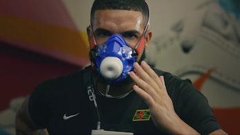 Drake Certified Lover Boy Nike Collab