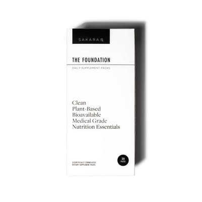 The Foundation Daily Supplement Packs