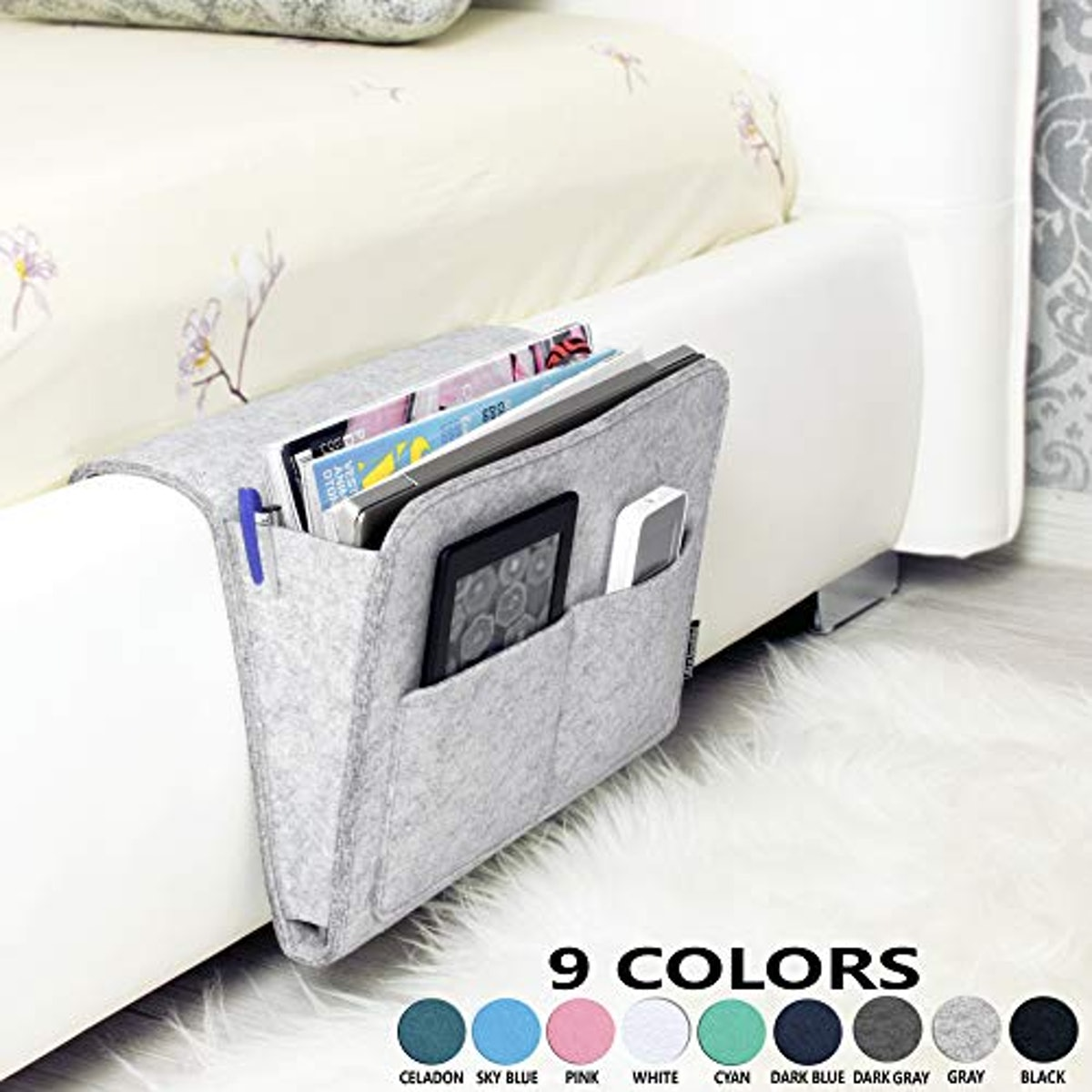 LiB Bedside Caddy, Original Design