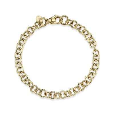 Single Stone Mini Club Bracelet