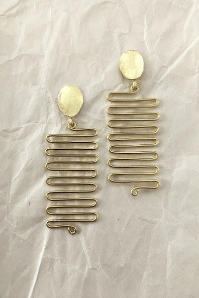 Mahnal Janan Earrings