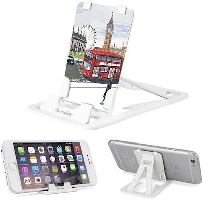 Amusent Slim Portable Phone Stand