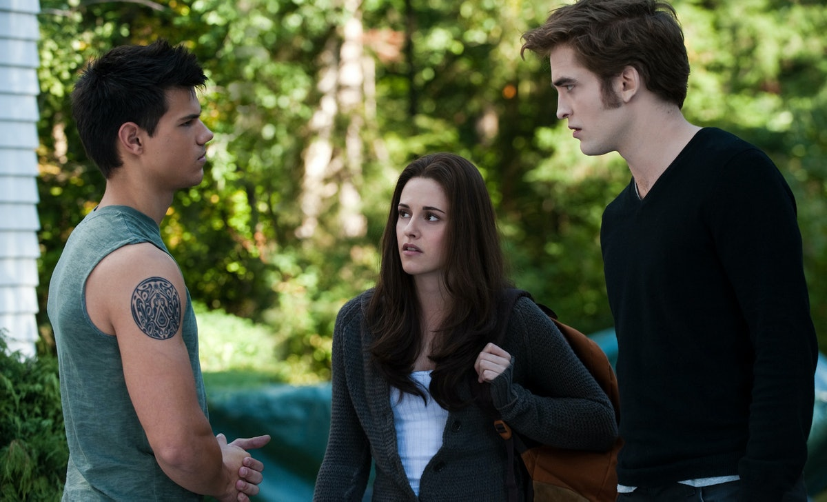 Stephanie Meyer said she's working on 2 more 'Twilight' books.