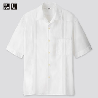 Uniqlo Cuban U shirt