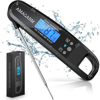 AMAGARM Meat Food Thermometer