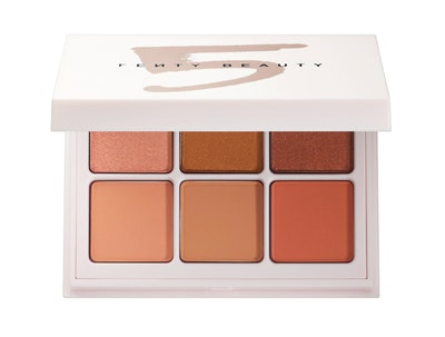 Snap Shadows Mix & Match Eyeshadow Palette in Peach